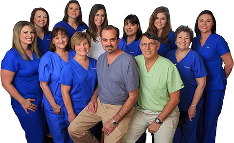 deJong & Plaisance Family Dentistry dental team