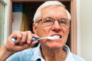 toothbrushing extending dental crown lifespan in River Ridge